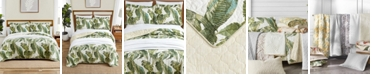 Tommy Bahama Fiesta Palms Bright King Quilt Set