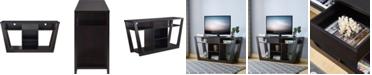 Furniture of America Yollan Multi-Storage TV Stand