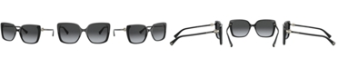 BVLGARI Women's Polarized Sunglasses, BV8225B 56