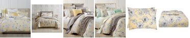 Charter Club Floral Bedding Collection, Created for Macy's