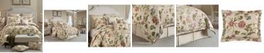 Croscill Daphne Queen 4-Pc. Comforter Set