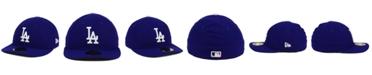 New Era Los Angeles Dodgers Low Profile AC Performance 59FIFTY Cap