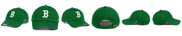 '47 Brand Boston Red Sox Kelly/White Clean Up Cap