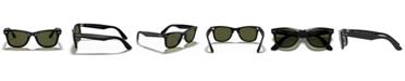 Ray-Ban Polarized Sunglasses , RB4340 WAYFARER EASE