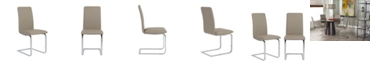 Euro Style Cinzia Side Chair (Set Of 2)