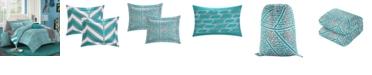Chic Home Laredo 8-Pc Twin X-Long Comforter Set