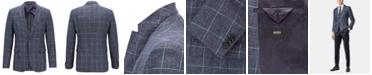Hugo Boss BOSS Men's Slim Fit Checked Jacket