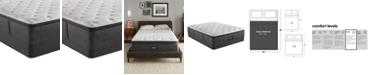 """Beautyrest BRS900-C-TSS 16.5"""" Plush Pillow Top Mattress Set - Queen, Created for Macy's"""