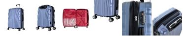 "Olympia USA Vortex 25"" PET Hardcase Mid-Size Spinner"