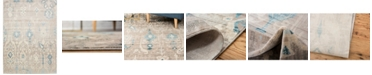 Bridgeport Home Caan Can9 Beige 10' x 13' Area Rug