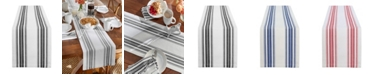 Elrene Farmhouse Living Homestead Stripe Table Runner