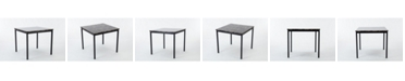 Boraam Arjen Collection Piece Counter Height Dining Table