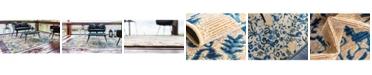 Bridgeport Home Pashio Pas2 Beige Area Rug Collection