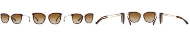 BVLGARI Bulgari Women's Polarized Sunglasses, BV8205KB