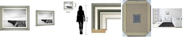 "Classy Art Into The Mist by Papiorek Framed Print Wall Art, 22"" x 26"""