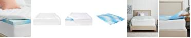 """Sealy 3"""" Gel + Comfort Memory Foam Topper, Twin"""
