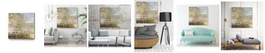 """Giant Art 20"""" x 20"""" Playa Secreto III Museum Mounted Canvas Print"""
