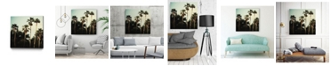 "Giant Art 20"" x 20"" Beverly Hills I Museum Mounted Canvas Print"