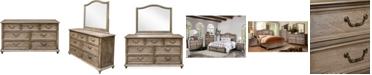 Furniture of America Ralston 7-Drawer Dresser