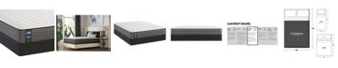 """Sealy Posturepedic Lawson LTD II 11.5"""" Cushion Firm Mattress Set- Full"""