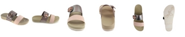 Lindsay Phillips Savanna Molded Slide Sandal