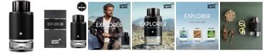 MONT BLANC Montblanc Men's Explorer Eau de Parfum Spray, 3.3-oz.