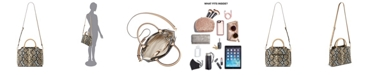 INC International Concepts INC Karissaa Satchel, Created for Macy's