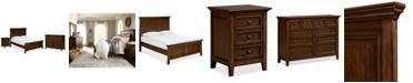 Furniture Matteo Bedroom Furniture, 3-Pc. Bedroom Set (Full Bed, Dresser & Nightstand)