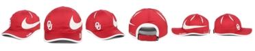 Nike Oklahoma Sooners Big Swoosh Adjustable Cap