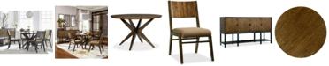 Furniture Ashton Round Pedestal Dining Furniture Collection