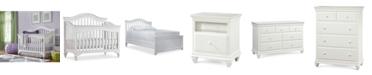 Furniture Mia Baby Crib Furniture Collection