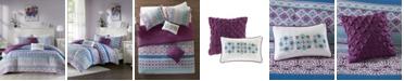 Intelligent Design Joni 5-Pc. Reversible Full/Queen Comforter Set