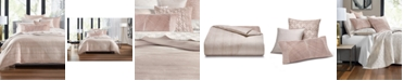 Hotel Collection CLOSEOUT! Woodrose Comforters, Created for Macy's