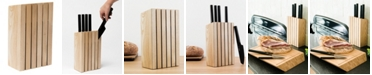 """BergHOFF Ron Collection 6"""" Wooden Knife Block"""