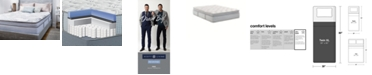 """Scott Living Panorama 14.5"""" Plush Super Pillow Top Mattress- Twin XL"""