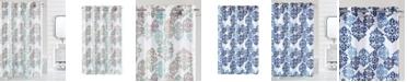 Hookless Alessandra Shower Curtain