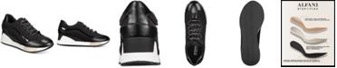 Alfani Women's Step 'N Flex Wynter Wedge Sneakers, Created for Macy's