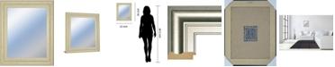 "Classy Art Decorative Framed Wall Mirror, 22"" x 26"""