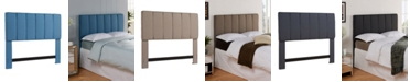 Dwell Home Inc. Quad Upholsterd Headboard, Full/Queen