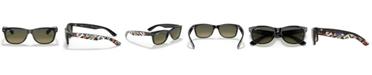 Ray-Ban x Disney Polarized Sunglasses, RB2132 55 NEW WAYFARER