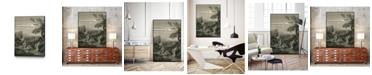 "Giant Art 14"" x 11"" The Spring Head Art Block Framed Canvas"