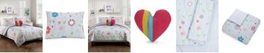 Jessica Simpson Growing Garden 3-Piece Twin Comforter Set