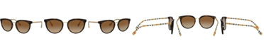 Burberry Polarized Sunglasses, 0BE4316