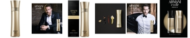 Giorgio Armani Men's Armani Code Absolu Gold Eau de Parfum Spray, 3.7-oz.