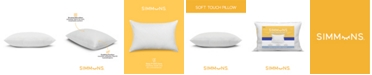 Simmons Soft Touch All Positions Jumbo Pillow