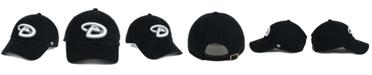 '47 Brand Arizona Diamondbacks Black White Clean Up Cap