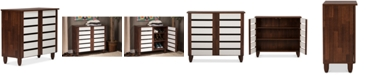 Furniture Ynes Shoe Cabinet