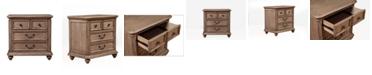 Alpine Furniture Melbourne Nightstand