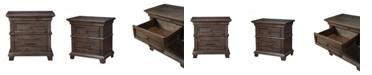 Alpine Furniture Newberry Nightstand