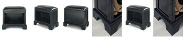 Home Styles Bedford Storage Bench